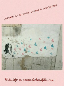 Octubre de mujeres, Lecturafilia