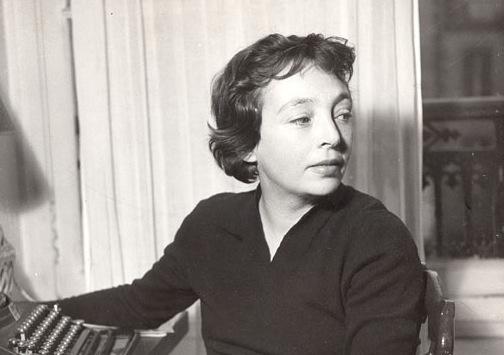 """Marguerite Duras, autora de """"El parque"""""""
