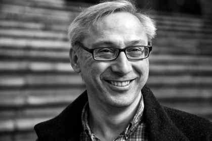 """Xosé Monteagudo, autor de """"Todo canto fomos"""""""