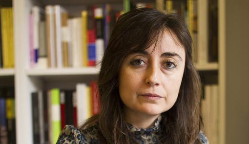 """Elvira Navarro, autora de """"Los últimos días de Adelaida García Morales"""""""