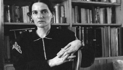 """Adelaida García Morales, autora de """"El silencio de las sirenas"""""""