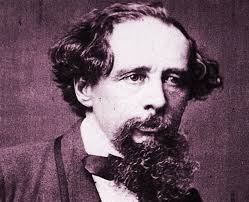 "Charles Dickens, autor de ""David Copperfield"""