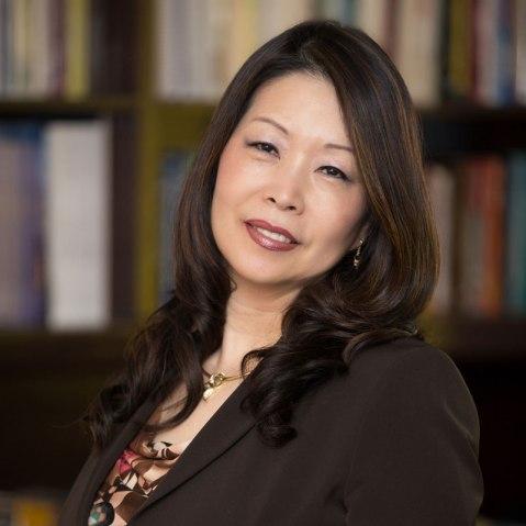 La doctora Akiko Mikamo