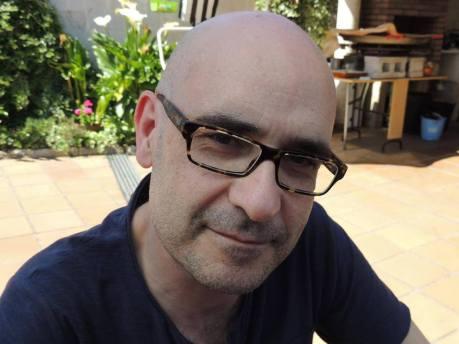 """Francisco Castro, autor de """"Xeración perdida"""""""