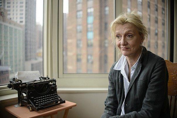 """Elisabeth Strout, autora de """"Me llamo Lucy Barton"""""""