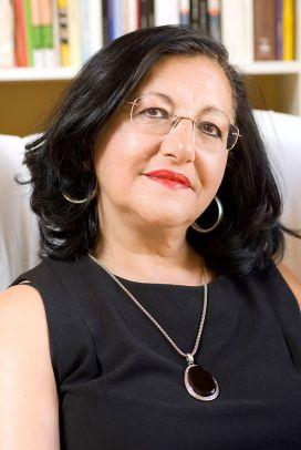 """Inma Chacón, autora de """"Tierra sin hombres"""""""