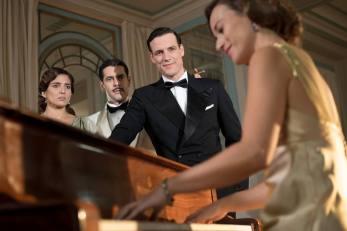 "Fotograma de la serie ""La sonata del silencio"" emitida por TVE"