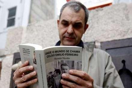 """Ramón Nicolás é autor de """"O espello do mundo"""""""