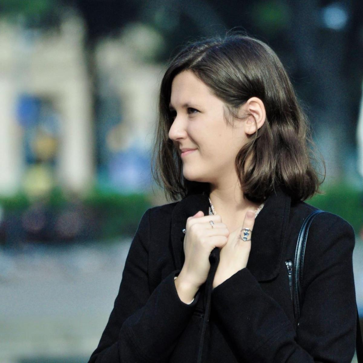 """Entrevista Paula Peralta: """"Creo que cualquier tipo de comunicación es, de cualquier forma, literatura"""""""