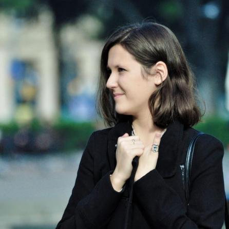 "Paula Peralta Pozanco, autora de ""Café"""