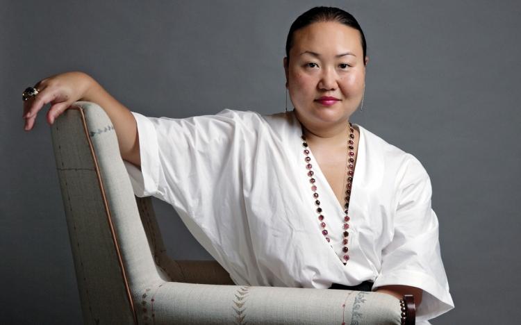 "Hanya Yanagihara, autora de ""Tan poca vida"""