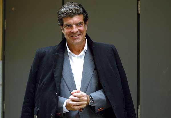 """Juan Bolea, autor de """"El síndrome de Jerusalén"""""""