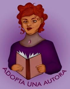 Logo Adopta Una Autora