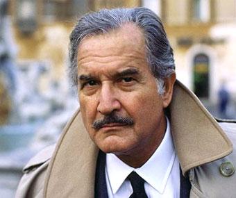 """Carlos Fuentes, autor de """"Los años con Laura Díaz"""""""