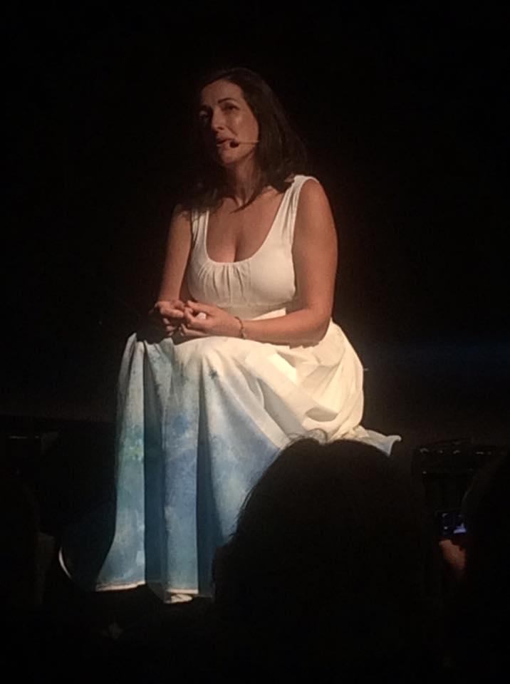 """Carmen Quinteiro, autora de """"Caleidoscopio"""" y """"Desde esta orilla"""""""