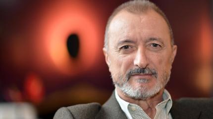 """Falcó"" es la última novela del escritor y periodista Arturo Pérez Reverte"