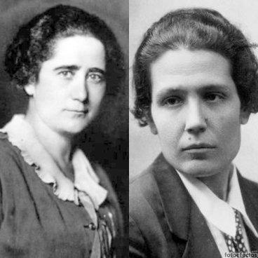 Clara Campoamor y Victoria Kent son las protagonistas de la nueva obra de Olga Mínguez