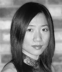 "Fan Wu, autora de ""Flores de febrero"""