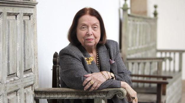 Nélida Piñón, la mayor escritora brasileña