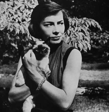 "Patricia Highsmith, autora de ""Carol"""