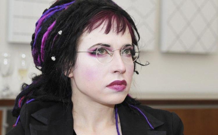 """Sofi Oksanen, autora de """"Purga"""""""