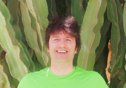 José Luis Fernández Juan, autor de