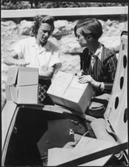 Ella Maillart y Annemarie Schwarzenbach, mujeres adelantadas a su tiempo