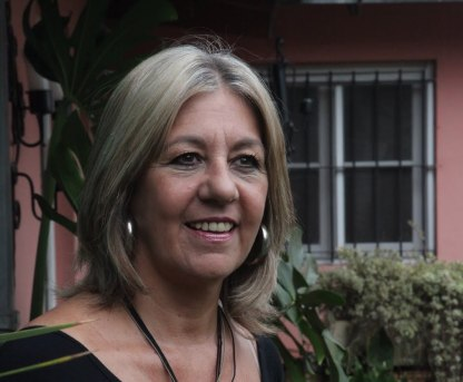 Laura Massolo, reconocida cuentista y autora de