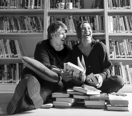 Montse Barderi y Emma Vilasarau son autoras de