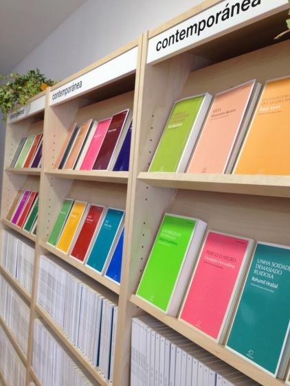 O que máis destaca dos libros de Rinoceronte Editora é a súa elegancia e presentación coidada