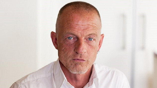 "Gerbrand Bakker, autor de ""Todo está tranquilo arriba"""