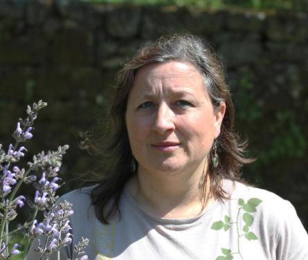 """Marta Dacosta, autora de """"Na casa da avoa"""""""