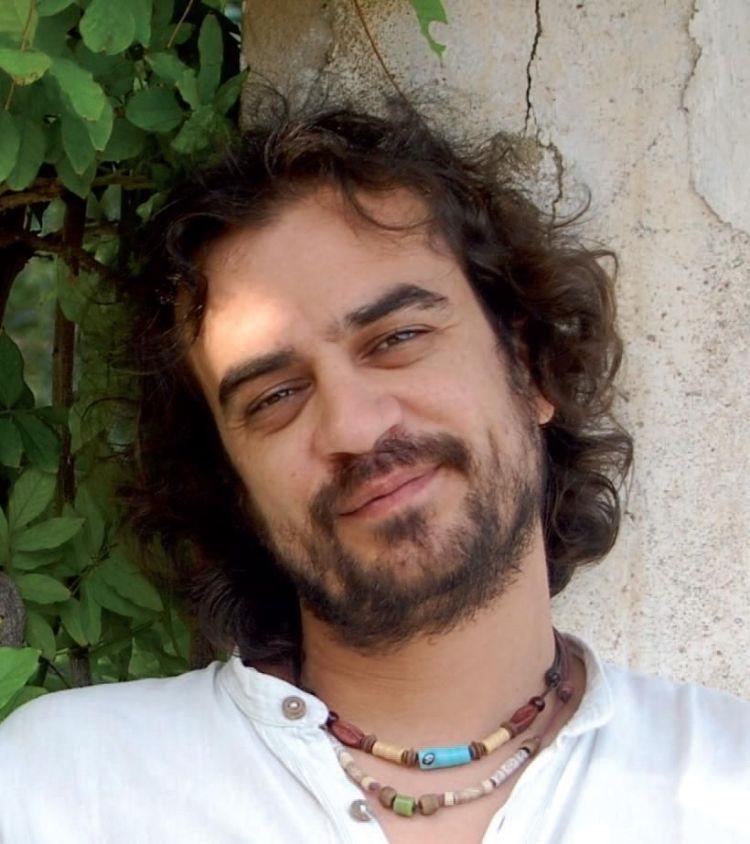 O escritor galego Pedro Feijoo