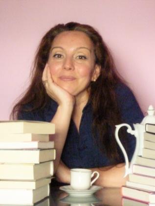 "Mónica Gutiérrez, autora de ""El noviembre de Kate"""