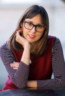 """Ana Cabaleiro estréase na literatura con """"Sapos e Sereas"""""""