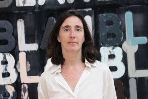 "Natalia Carrero, autora de ""Yo misma, supongo"""
