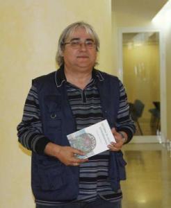 """Salvador Rodríguez, autor de """"Historias de galegos extraordinarios"""""""