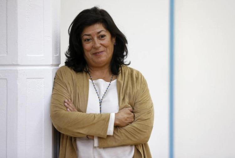 """Almudena Grandes, autora de """"Los pacientes del doctor García"""""""