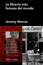 La librería más famosa del mundo- Jermey Mercer