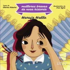 Resultado de imagen de MULLERES BRAVAS Mª VICTORIA MORENO