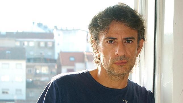 """Juan Tallón, autor de """"Fin de poema"""""""