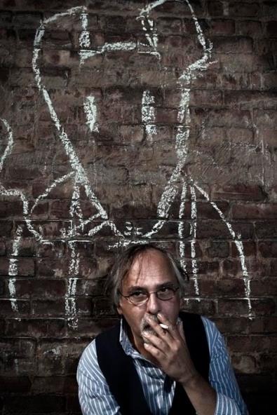 """Art Spiegelman, autor e debuxante de """"Maus"""""""