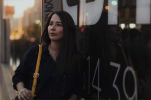 """Rosa Moncayo Cazorla, autora de """"Dog Café"""""""