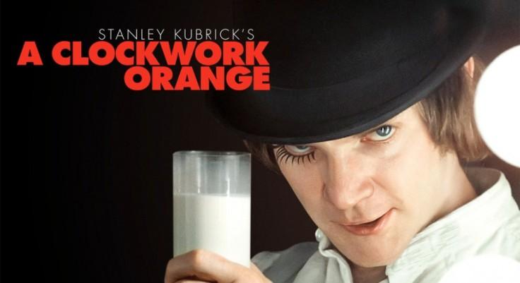 """Adaptación cinematográfica de """"A clockwork orange"""" (A laranxa mecánica)"""