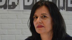 """La autora sevillana Elena Marqués acaba de publicar """"Año sabático"""""""