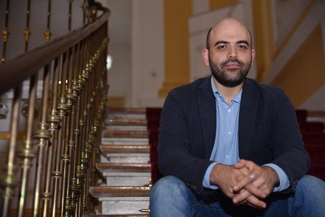 """Roberto Saviano publica """"La banda de los niños"""", su primera novela"""