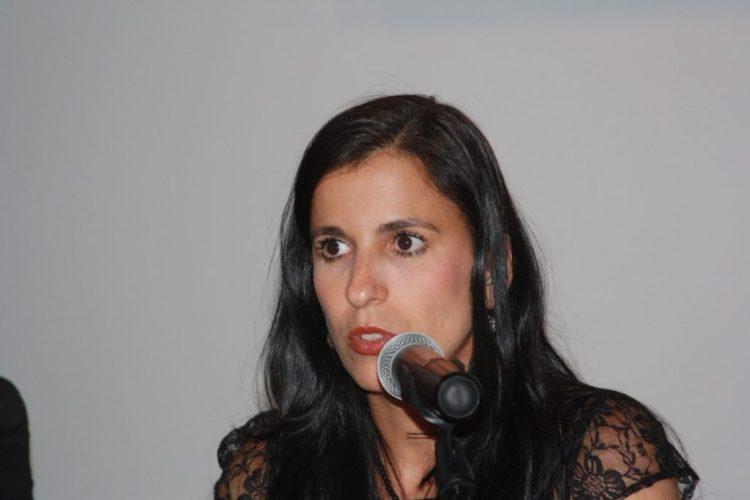 """Gabriela Guerra Rey, autora de """"Bahía de sal"""""""