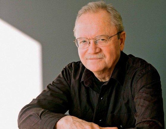 """Kent Haruf, autor de """"Nosotros en la noche"""""""