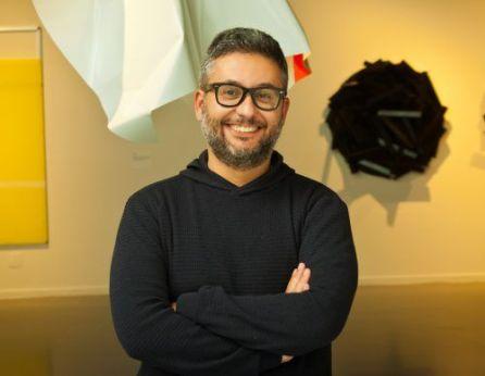 Antonio M. Fraga, recentemente galardoado co Premio da Crítica de Galicia