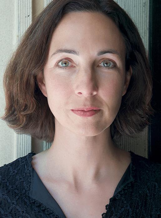 """Jessica Shattuk, autora de """"Las mujeres en el castillo"""""""